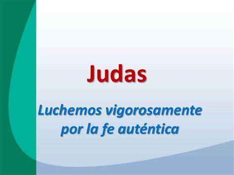 libro judas introducci 243 n al libro de judas