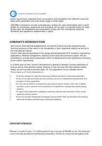 Solar Thermal Installer Cover Letter by Solar System