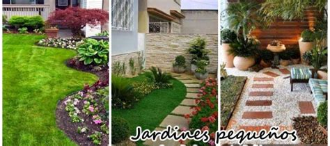 imagenes de jardines frontales pequeños dise 241 o y decoraci 243 n de jardines peque 241 os curso de