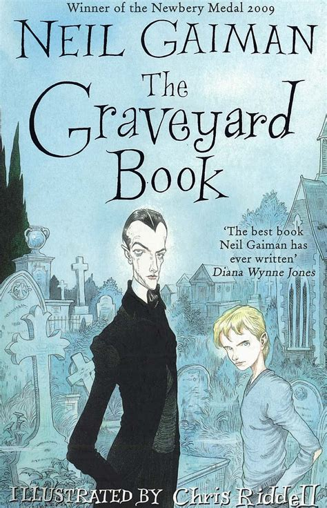 the graveyard book in all honesty i love these 6 children s books and you might too
