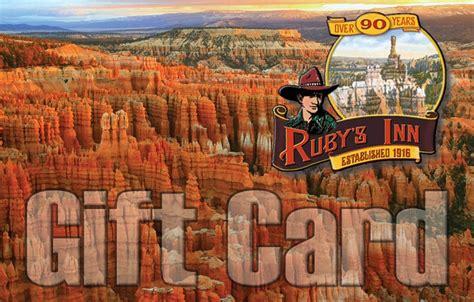 Ruby S Gift Card - 500 gift card to ruby s inn
