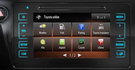 Toyota Touch Go 2 by Toyota Touch 2 With Go Mit Here Karten Und Kostenlosen