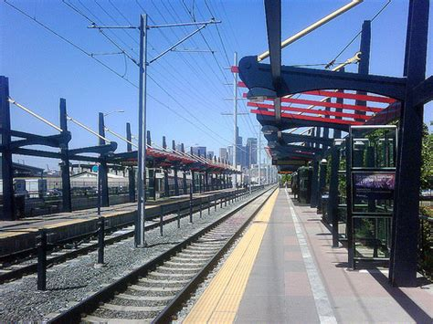 Seattle Light Rail Stations by Link Light Rail Sodo Station Seattle Flickr Photo