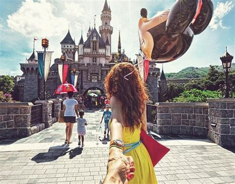 Vacation Trips For Couples Traveling In Hong Kong Disney Land Photos