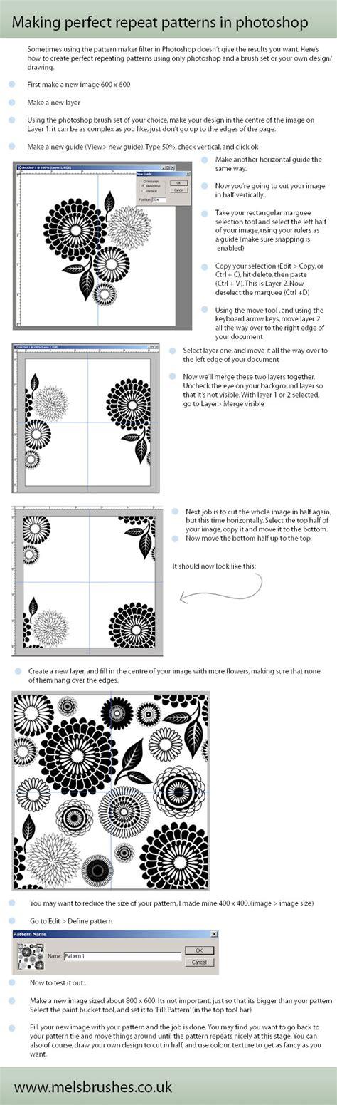 pattern repetition photoshop elletrain knits august 2011