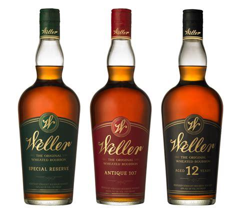 best bourbon weller bourbons to get new look the bourbon review