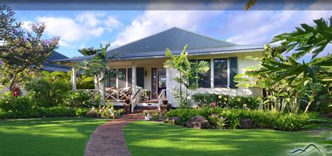 Kauai Cottages by Newest Kauai Cottage Joins Kukuiula Collection The