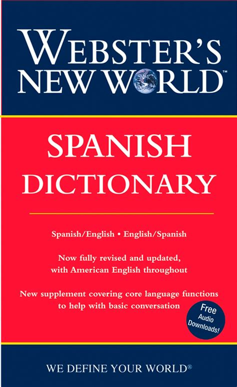 design definition webster webster s new world spanish dictionary