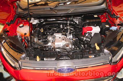 Ford Ecosport Ecoboost engine   Indian Autos blog