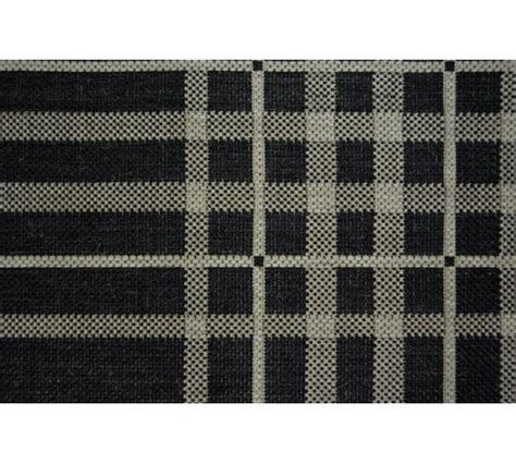 argos black rug buy county check rug 120x170cm black at argos co uk your shop for rugs and mats