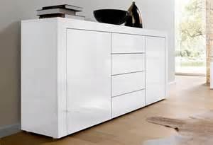 otto kommode weiß hochglanz sideboard breite 139 cm kaufen otto