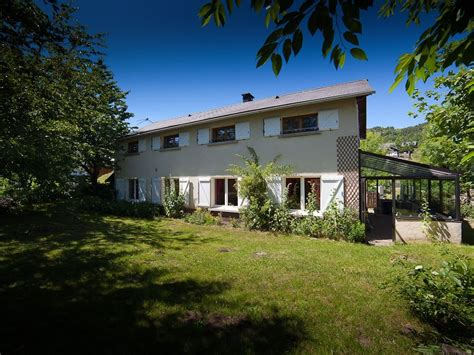 veranda geschlossen ferienhaus see in chambon sur lac mieten 995796