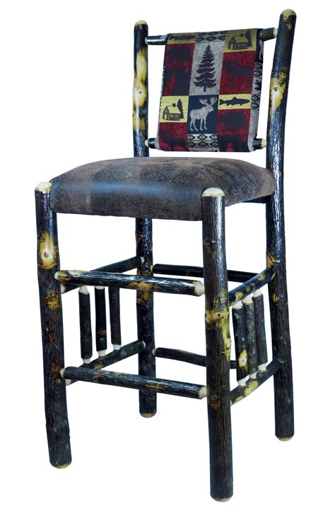 Stool With Back by Hang Out Stylishly And Sitting Comfortably On Upholstered Bar Stool With Back Homesfeed