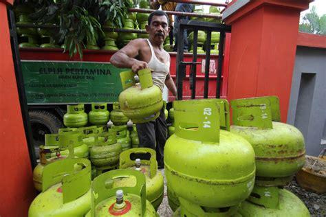 Agen Resmi Sinensa pertamina imbau warga beli tabung gas 3 kg di pangkalan