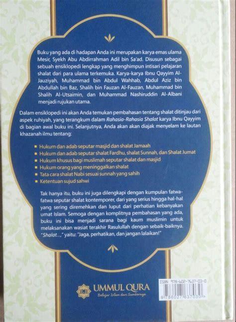 Biografi Ali Bin Abi Thalib Ummul Qura Karmedia Sejarah Islam buku ensiklopedi shalat kumpulan karya ulama terkemuka