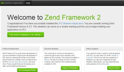 zend framework 2 layout partial getting started with zend framework 2 part 3 configure