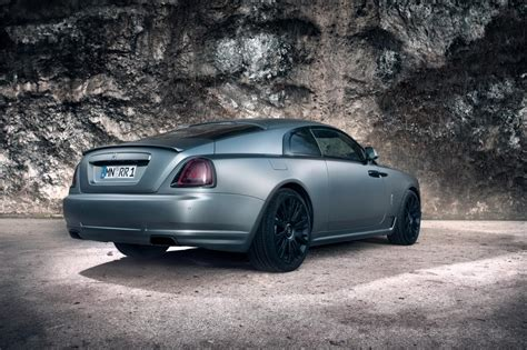 roll royce tuning rolls royce wraith fully tuned by spofec carz tuning