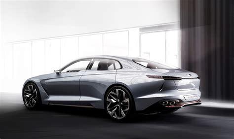 and luxury motors genesis motors confirms g70 sedan g70 coupe two luxury