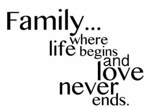 Small quotes about family love quotes about family love related