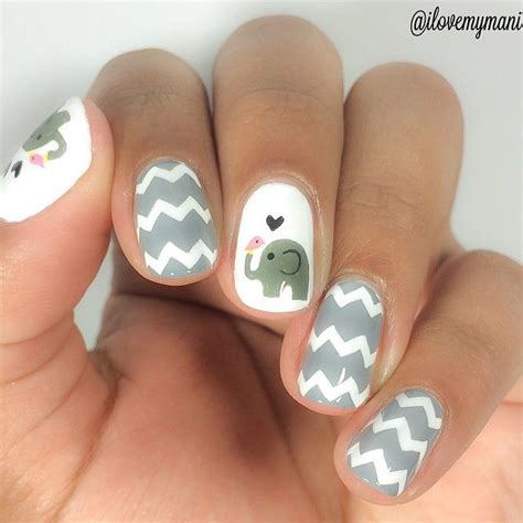 cool simple and easy nail design ideas for 2017