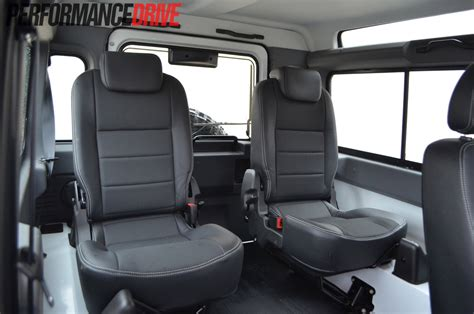 land rover defender interior back image gallery defender 2012 seating