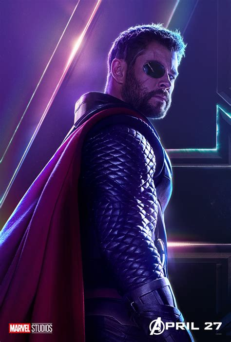 Scarletts Vanishing by Image Infinity War Thor Poster Jpg Marvel