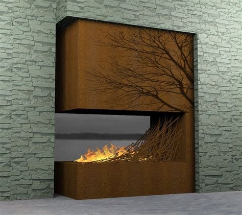 nice fireplaces nice contemporary wooden fireplace iroonie com