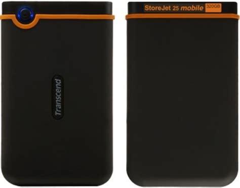 Hardisk External Transcend 320gb transcend ts320gsj25m storejet 25m mobile 320gb external