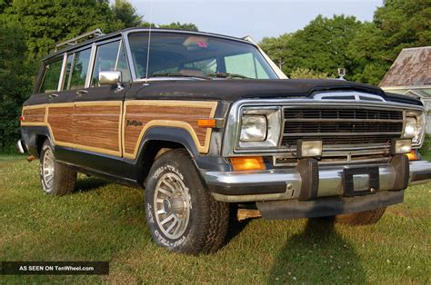 1989 jeep grand wagoneer 1989 jeep grand wagoneer