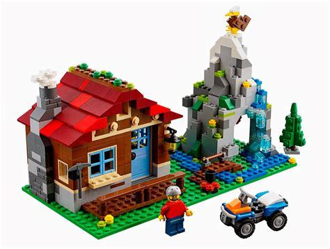 lego gossip 131113 lego 31025 mountain hut box and picture