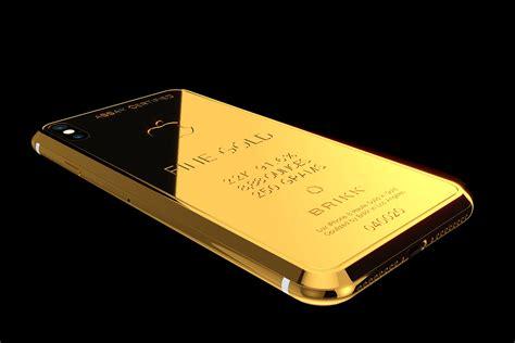 e iphone x los iphone x e iphone 8 de oro de 24 quilates ya una realidad