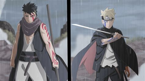 Boruto Kawaki | wow kawaki and boruto are more