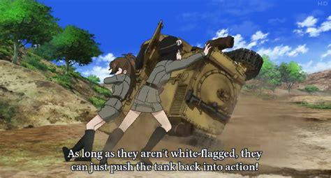 Girls Und Panzer Meme - i don t even girls und panzer know your meme