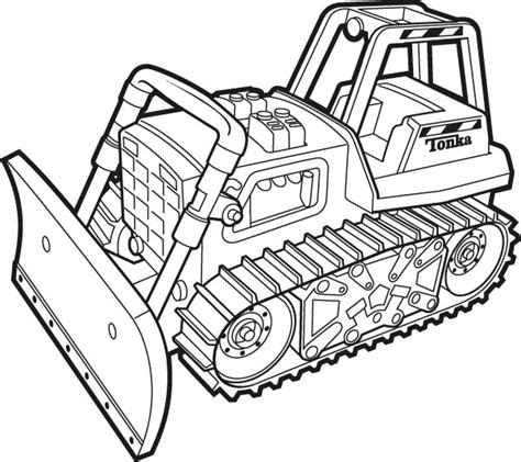 tonka truck coloring page excavator coloring pages to print tonka coloring
