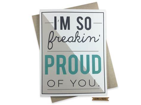 Is Proud Of by Congratulations Congrats Graduation Accomplishment
