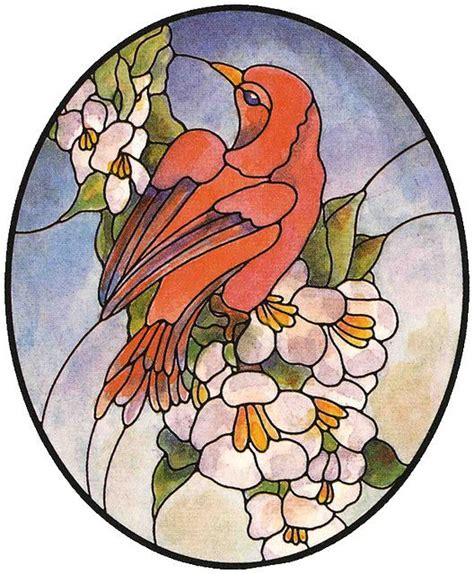 Cd Meggi Z Original 75 best stained glass birds images on stained