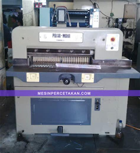 Cutter Lipat Disposable mesin potong kertas polar 72 harga murah bagus mesinpercetakan