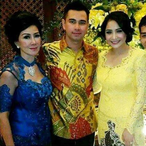 Sanggul Dewi Anak foto raffi ahmad dan nagita slavina bersama qanita foto 3 dari 10
