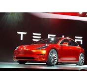 Tesla Model 3 HD Images Photos Pictures Stills And Wallpapers