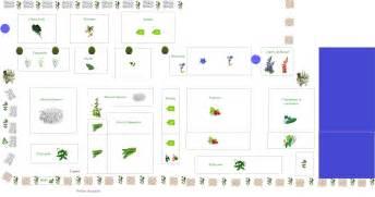 plan du potager de madorre 2015 madorre