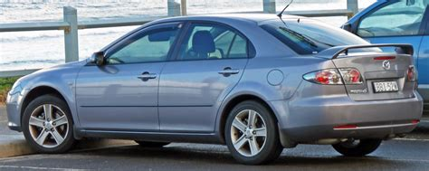 mazda 6 2005 hatchback file 2005 2007 mazda 6 gg series 2 classic hatchback 03