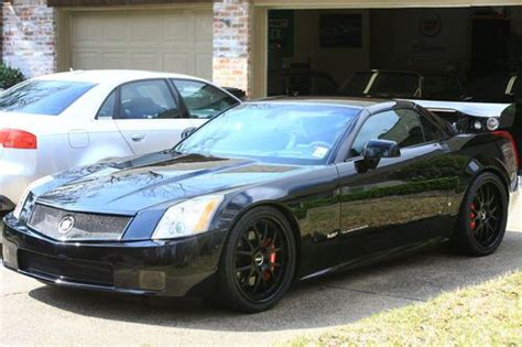 auto air conditioning repair 2006 cadillac xlr v user handbook sell used 2006 cadillac xlr v convertible 2 door 4 4l low mileage 530hp nav supercharged in