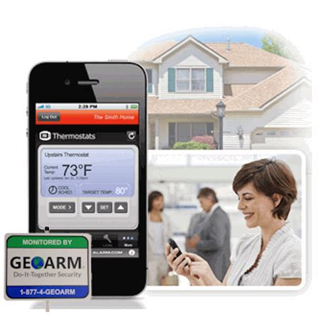 central station alarm monitoring services geoarm security