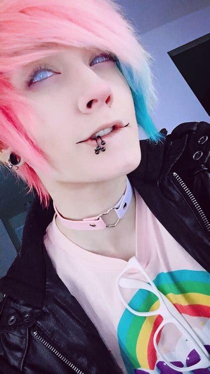 pastel goth boy girl cute boy on tumblr
