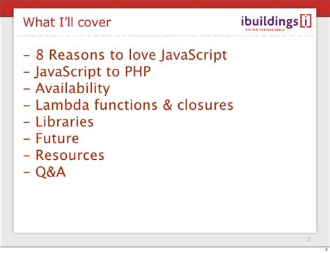 8 Reasons To Be In A Relationship by Javascript 8 Reasons Every Php Developer Should It