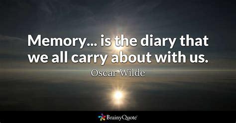 memory   diary    carry