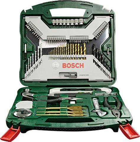 Bor Cas Bosh kit titanium ferramentas e brocas x line 103 pe 231 as bosch