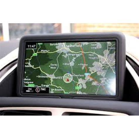 aston martin navigation sd card sat nav map europe  update
