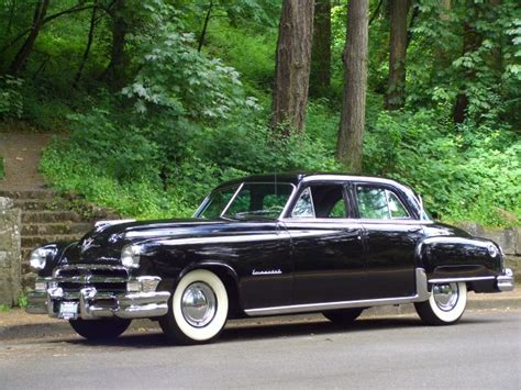 1952 Chrysler Imperial by 1952 Chrysler Imperial Sedan
