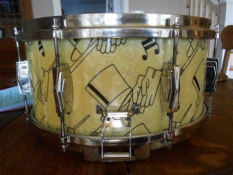 swing drums ludwig and ludwig 1941 original top hat and cane swing
